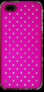 iphone 5/5s Diamond Studded Case Purple