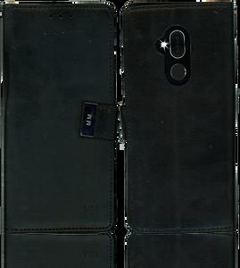 Alcatel 7 Folio MM Premium Folio Wallet Black