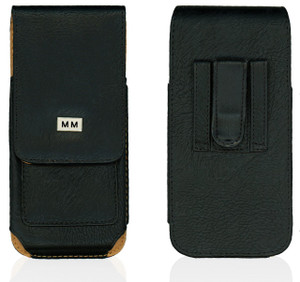 IPhone 8/7 MM Vertical  Leather Pouch w Credit card