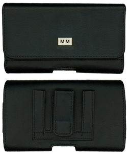 Iphone 8/7 MM Horizontal Leather Pouch w Credit card