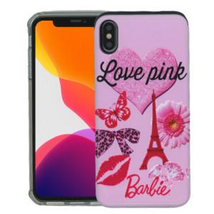 iPhone XS MAX MM Pop Kick Case Love Paris