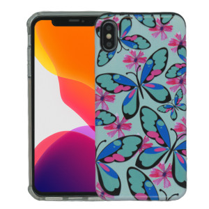 iPhone XS MAX MM Pop Kick Case Butterfly