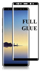 Samsung Galaxy NOTE 8 MM Full Glue Curved Glass Black-Case Friendly