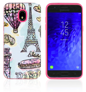 Samsung Galaxy J3(2018)MM Fancy Design Eclair