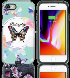 iPhone 8/7 MM Fancy Design Butterfly