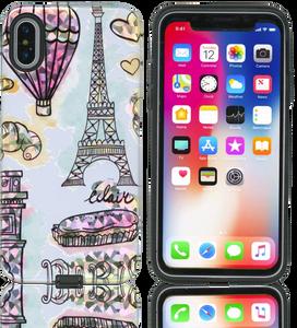 iPhone X MM Fancy Design Eclair