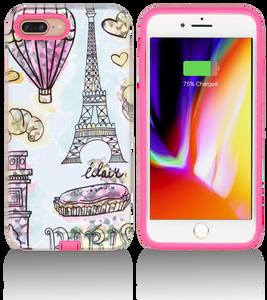 iPhone 8+/7+/6+ MM Fancy Design Case Eclair