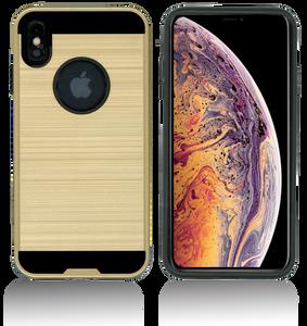 iPhone XS Max MM Slim Dura Metal Gold