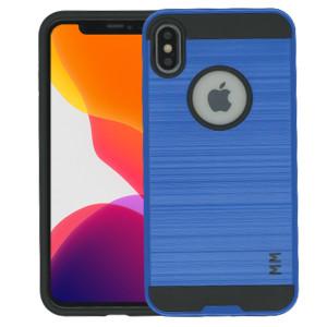 iPhone XS Max MM Slim Dura Metal Blue