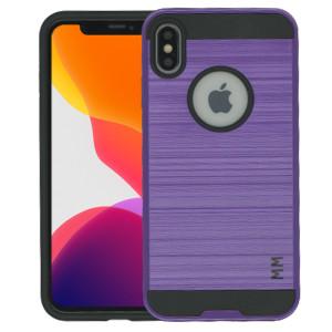 iPhone XS Max MM Slim Dura Metal Purple