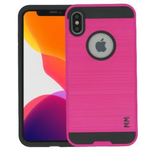 iPhone XS Max MM Slim Dura Metal Pink