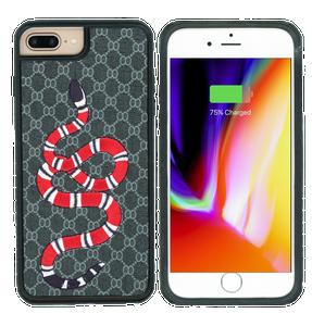 iPhone 8+/7+/6+ MM Pattern Snake Case