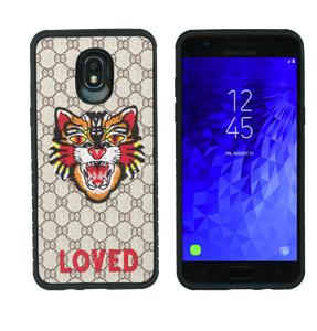 Samsung J3(2018) MM Pattern Tiger Case