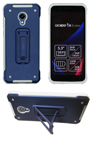 Alcatel Evolve 1X MM Opal Kickstand Navy