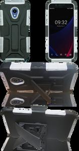 Alcatel Evolve 1x MM Rugged Combo Gray
