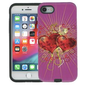 iPhone 8/7 MM Fancy Design Heart