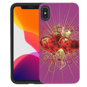 iPhone XS MAX MM Fancy Design Heart