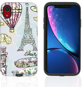 iPhone XR MM Fancy Design Eclair