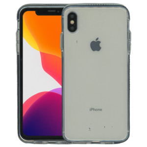 iPhone XS Max MM Crystal Side Spine Black