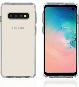 Samsung Galaxy S10 MM Crystal Side Spine White