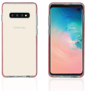 Samsung Galaxy S10 Plus MM Crystal Side Spine Red