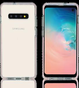 Samsung Galaxy S10 Plus MM Crystal Side Spine Pink