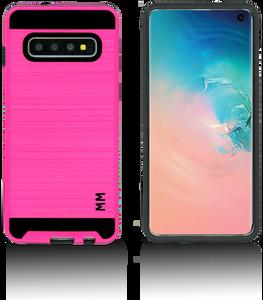 Samsung Galaxy S10 MM Slim Dura Metal Pink
