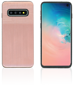 Samsung Galaxy S10 MM Slim Dura Metal Rose Gold