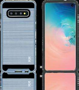 Samsung Galaxy S10 MM Slim Dura Metal Navy