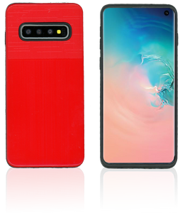 Samsung Galaxy S10 MM Slim Dura Metal Red