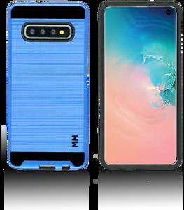 Samsung Galaxy S10 Plus MM Slim Dura Metal Blue