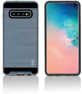 Samsung Galaxy S10 Plus MM Slim Dura Metal Navy