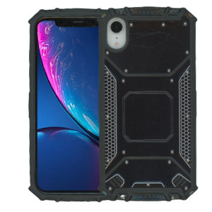 iPhone XR MM Magnetic Rugged Case  Black