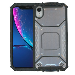 iPhone XR MM Magnetic Rugged Case  Silver