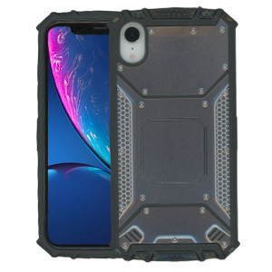 iPhone XR MM Magnetic Rugged Case  Gray