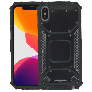 iPhone XS MAX MM Magnetic Rugged Case  Black