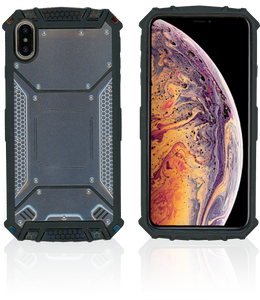 iPhone XS MAX MM Magnetic Rugged Case  Gray
