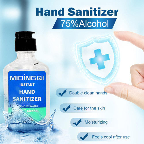 Hand Sanitizer 50ml 50 Pack ($0.50 / Item)
