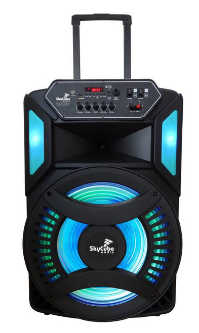 Bluetooth Speaker SC-1507 Fuego With stand
