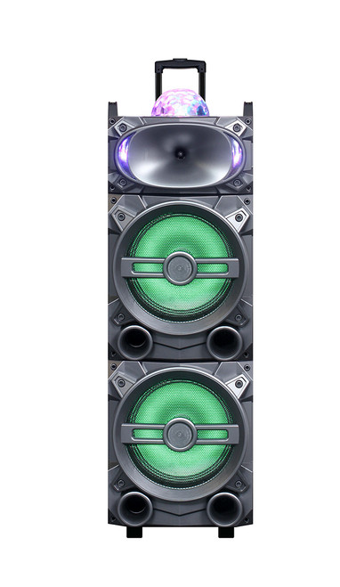 Bluetooth Party Speaker MPD122BH Silver