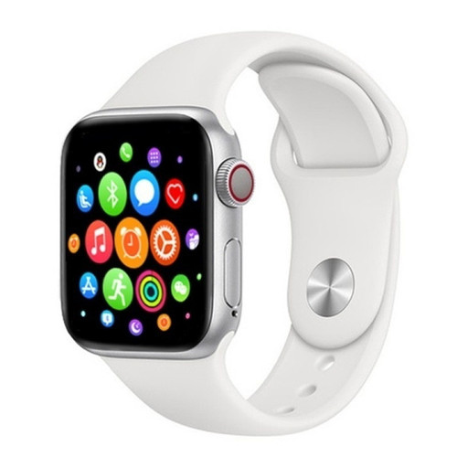 Smart Watch T500 White