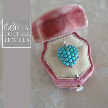 ANTIQUE JEWELRY - (ANTIQUE JEWELRY) Turquoise - Page 1 - BELLA COUTURE ®