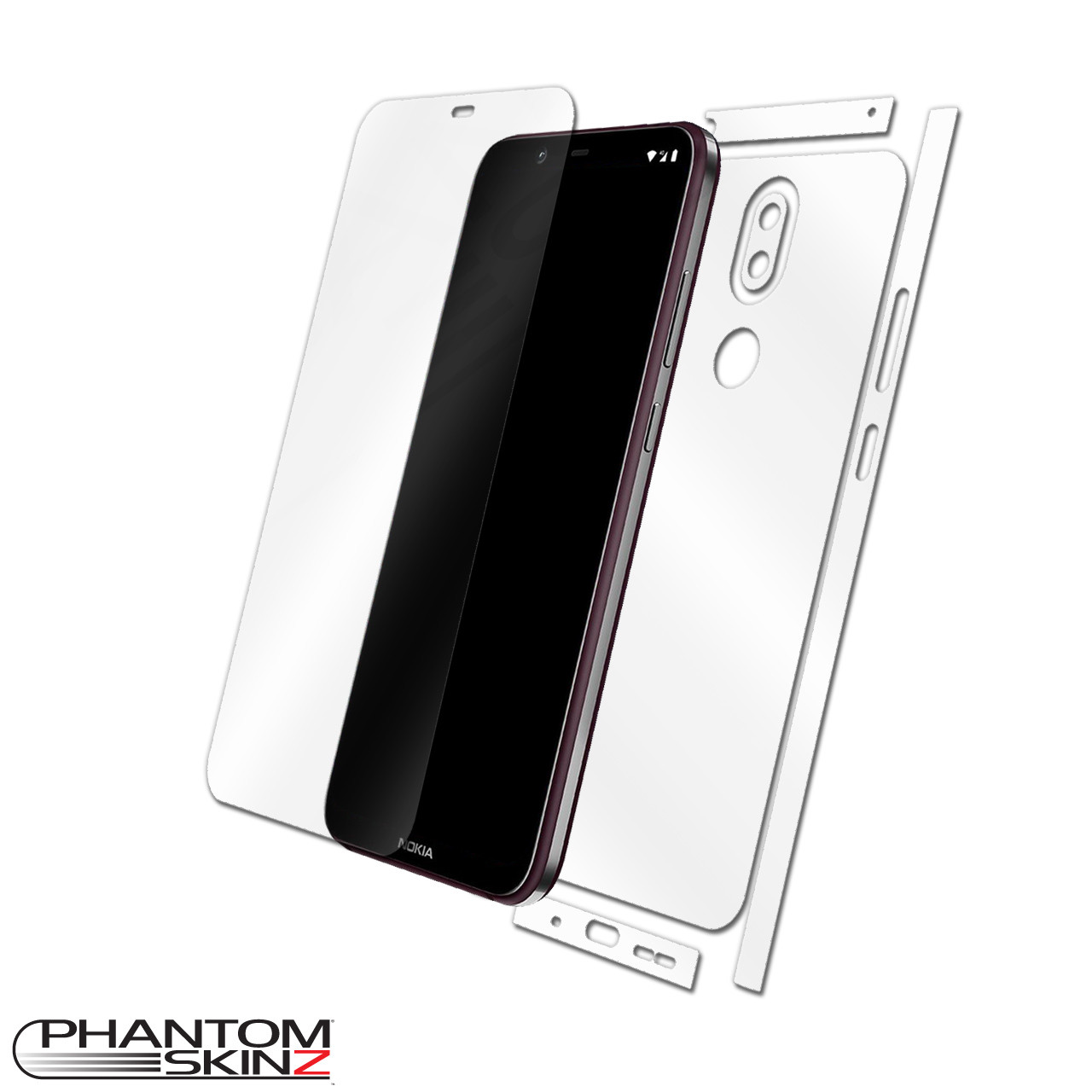 Nokia 8 1 Self Healing Screen Protectors And Full Body Skins By Phantomskinz
