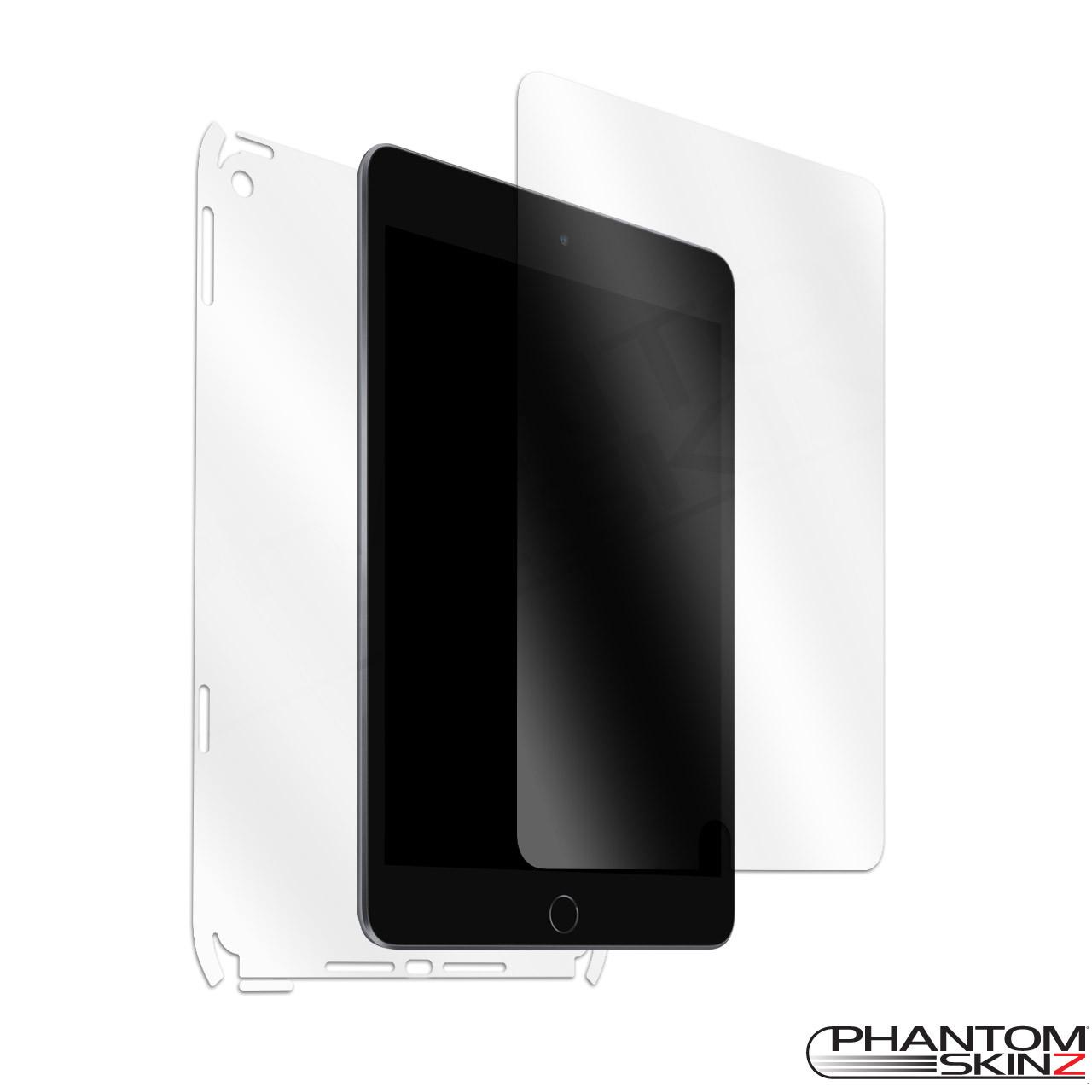 ipad screen is white