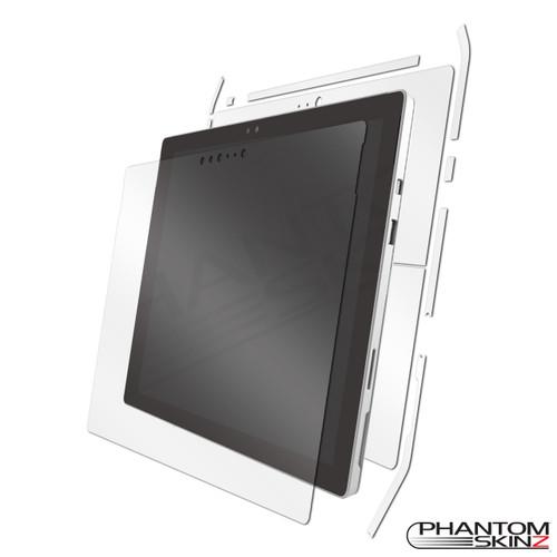 Microsoft Surface Pro 5 full body protection skin by PhantomSkinz