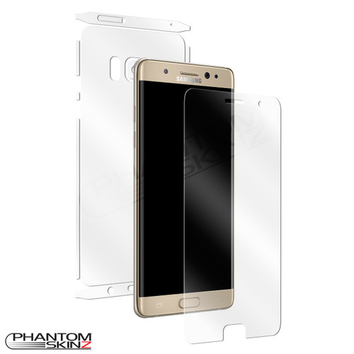Samsung Galaxy Note FE Screen and Full Body Protection by PhantomSkinz