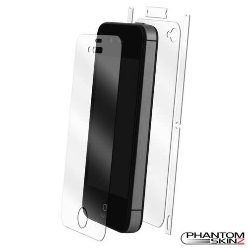 Apple iPhone 4 / 4S full body skin and screen protection