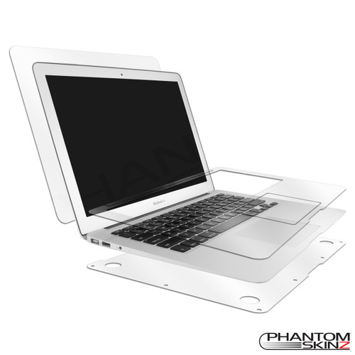 "Apple Macbook Air 11"" PhantomSkinz full body protection"