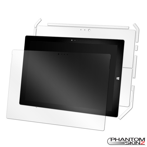 Microsoft Surface Pro 3 PhantomSkinz full body protection