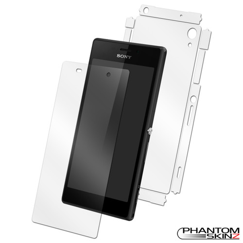 Sony Xperia Z2 PhantomSkinz full body protection skin